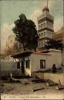 Alger Algier Algerien 1912 Mosquée Sidi Abderhaman Moschee gelaufen nach Gohlis