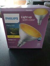 PHILIPS 469080 LED Lamp,PAR38 Bulb Shape,13.5W,120V