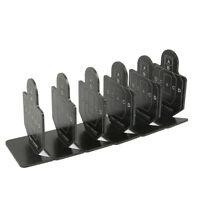 6pcs Tactical Shooting Target Set Metal Hand Gun Pistol Aim Practice Accessory