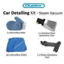 Car Detailing Kit - Steam Vacuum Accessories