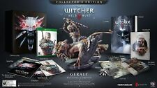 THE WITCHER 3 WILD HUNT COLLECTOR'S EDITION XBOX ONE (XBOX ONE X ENHANCED)
