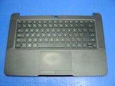 """Razer Blade 14"""" RZ09-01301E22 Genuine Palmrest w/ Touchpad Backlit Keyboard GLP*"""