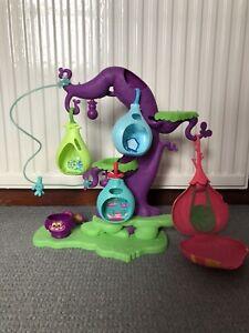 DreamWorks POD'ular podular troll tree house playset trolls toy