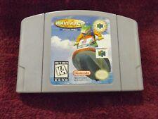 Wave Race Nintendo 64 N64 Original OEM Authentic Game!