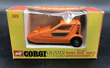 Corgi 389 Reliant Bond Bug 700ES - Near Mint In Box