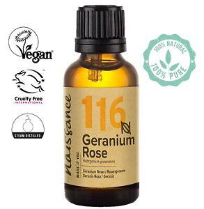 Naissance Huile Essentielle de Géranium Rosat - 50ml - 100% pure et naturelle