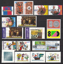 jaargang 2000: losse zegels postfris (MNH) zonder blokjes