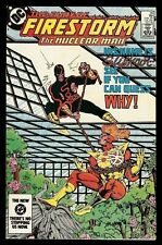 FURY OF FIRESTORM #28 (1984) 1st APPEARANCE SLIPKNOT! SUICIDE SQUAD! MOVIE! NM