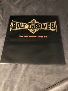 Bolt Thrower Peel Sessions 1988-90 LP Death Metal