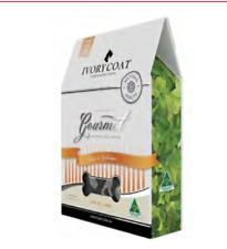 Ivory Coat Gourmet Dog Treats Roast Lamb 300gm Grain Free Australian Owned