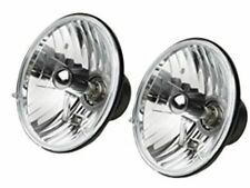 For 1966-1996 Ford Bronco Headlight Set Rampage 27292BR 1967 1968 1969 1970 1971