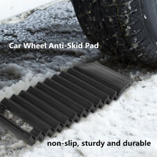 Universal Car Wheel Anti-Skid Pad Tire Traction Mat Plate Grip for Snow Mud AF