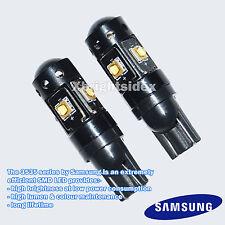 2 pcs 6000K White Back up Reverse Light 25W Samaung LED Projector Lens 912 906