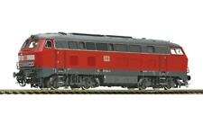 Fleischmann 424075 Diesellok BR 215,  Spur H0 Gleichstrom Digital Sound DCC NEU