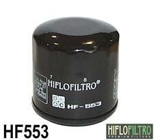 HIFLO HF553 Moto remplacement Premium FILTRE À HUILE