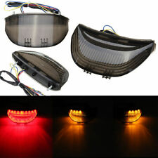 Smoke LED Brake Tail Light Turn Signals For Honda CBR 600 RR 2003 2004 2005 2006