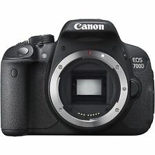Canon EOS 700D Digitale Spiegelreflexkamera (Body) UK Modell Low Shutter Count 5965