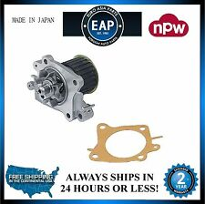 For Mitsubishi Lancer 2.0L Mirage 1.8L Japanese NPW Water Pump NEW