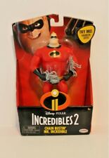 """Incredibles 2 Chain Bustin' Mr. Incredible 6"""" Scale Action Figure **NEW**"""