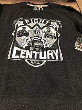 Muhammad Ali Joe Frazier Fight Of Century Roots Of Fight Sweatshirt SZ L W/ Tag