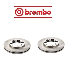 Pair Set of Front Brake Rotors Brembo fits Nissan D21 Frontier Pathfinder Pickup