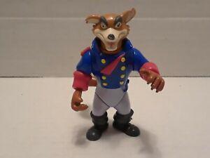 Vintage Playmates Toys Tale Spin Action Figure 1991 Don Karnage