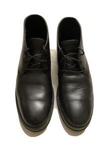 Walk Over Chukka Boots black size 8.5