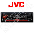 JVC KD-R771BT Radio iPhone MP3-Tuner CD USB Bluetooth Freiprechanlage Autoradio