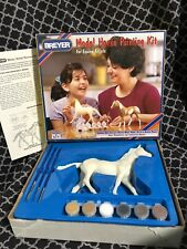 "Vintage BREYER #780898 Model Horse Painting Kit Equine Artists 1998 ""New"" !RARE!"