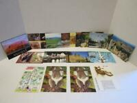 UNPOSTED Mixed Lot of 15 Australia & New Zealand Postcards