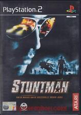 STUNTMAN PS2 PlayStation 2 GAME (ATARI)