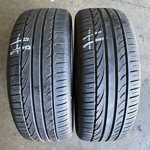 195/55R15 - 2 used tyres HANKOOK ventus ME01 : $60.00