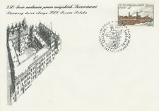 Poland FDC (Mi. 3443) Stettin #1