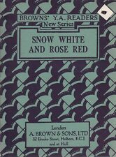 Snow White and Rose Red - Brown & Sons - Acceptable - Paperback