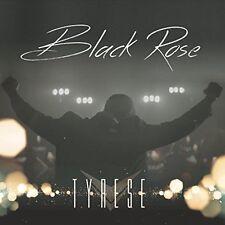 Black Rose [PA] [Digipak] * by Tyrese (CD, Jul-2015, Voltron Recordz)