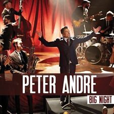 Peter Andre - Big Night [CD]