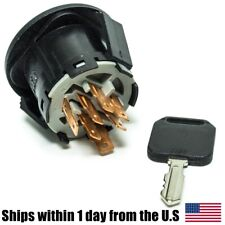 IGNITION SWITCH KEY FOR DELTA LAWN MOWER SWITCH STAINLESS STEEL 2 KEY SET