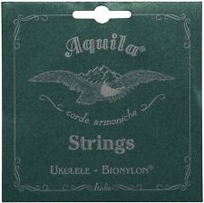 Aquila Bionylon AQ-59 Concert Ukulele Strings - High G - Set of 4 Strings
