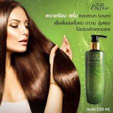 Elite Hair Keratirum Serum Nourish Repair and Restore damaged hair 220 ml