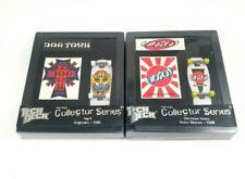 2 Tech Deck Collector Series - Murf Dogtown & Christian Hosoi Hosoi Skates