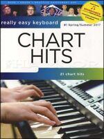 Really Easy Keyboard Chart Hits 1 Spring/Summer 2017 Sheet Music Book Pop