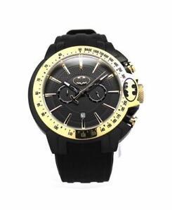 """Batman """"Justice"""" Gold Mens Sport Watch (BAT8086)"""