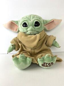 Baby Yoda Build A Bear The Child Star Wars The Mandalorian