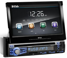 """BOSS BV9973 CAR DVD/CD PLAYER 7"""" TOUCHSCREEN MONITOR iPOD/USB IN COLOR CHANGING"""