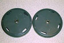 2 Sentria G10 Kirby Rear Wheels fit G3-G11 556206  w/Clip
