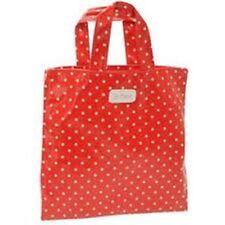 LEE COOPER Rouge à pois à petit PVC Sac à main cadeau neuf avec étiquettes