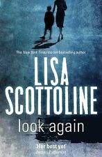 Look Again by Lisa Scottoline (Paperback) New Book