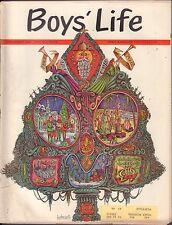 Boy's Life December 1964 Christmas Scouting w/ML 011717DBE