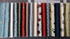 "Baskets In Bloom Fabric 19 Piece Layer Cake 10"" Fabric Squares Premium Cotton"