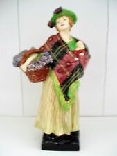 EARLY & VERY RARE ROYAL DOULTON FIGURINE - ANY OLD LAVENDER - HN1373
